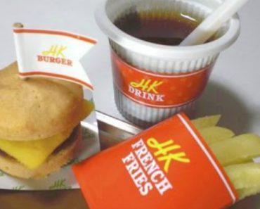 Por Esta é Que a McDonald's Não Esperava 9