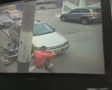Suspeito Tem Jogada De Mestre Para Conseguir Escapar De Perseguição Policial 8