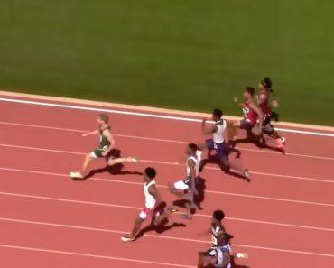 Jovem De 18 Anos Faz Os 100m Em Apenas 9,98 Segundos 2