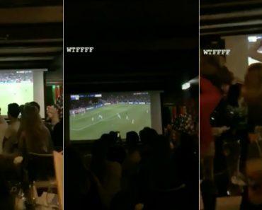 Adeptos Do Ajax Fizeram Contagem Decrescente Para o Fim Do Jogo… Um Erro 5