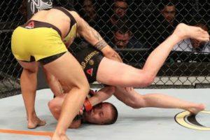 O Brutal KO De Jéssica Andrade Que Deixou o UFC Rendido 7