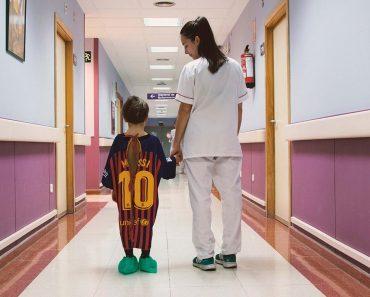 A Sublime Iniciativa Do Hospital De Madrid Com As Suas Crianças Internadas 1