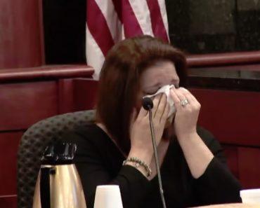 """Mãe Não Contém Emoção Ao Testemunhar Contra """"Ex"""" Que Matou Os 5 Filhos 6"""