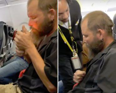 Passageiro De Avião Decide Acender Cigarro Durante a Viagem 3