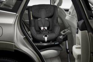 Volvo Apresenta Revolucionária Cadeira De Criança Para Automóveis 10