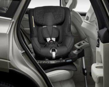 Volvo Apresenta Revolucionária Cadeira De Criança Para Automóveis 3