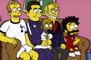 A Final Da Liga Dos Campeões Já Chegou Aos Simpsons... e Metem Ronaldo e Messi Ao Barulho 10