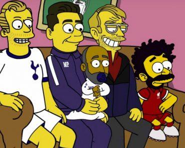 A Final Da Liga Dos Campeões Já Chegou Aos Simpsons... e Metem Ronaldo e Messi Ao Barulho 1