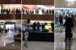 Inundação Em Centro Comercial Inspira Músicos a Tocarem o Tema Do Titanic 16