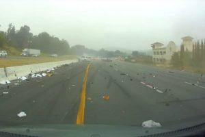 Condutor Bêbado Mata Condutora Que Seguia à Sua Frente 11