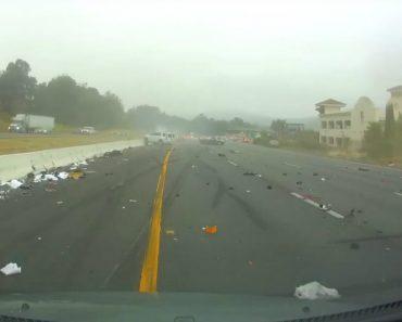 Condutor Bêbado Mata Condutora Que Seguia à Sua Frente 7