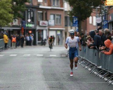 Ciclista Termina Prova a Correr Sem a Sua Bicicleta e Mesmo Assim Garante o TOP 10 5