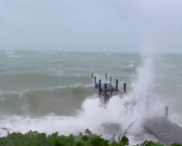 furacão Dorian