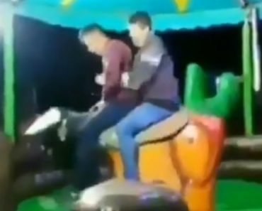 touro mecânico