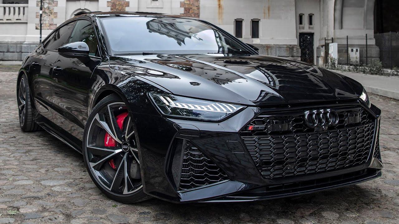 VIDEO: 2021 Audi RS7 Sportback, Será Este o Audi Mais ...