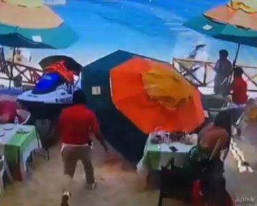 moto de água