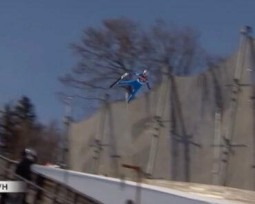 Salto De Ski