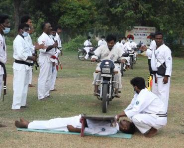 Mestre Karateca