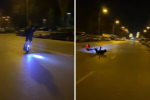 Monociclo Elétrico