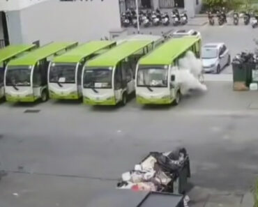 Autocarro Elétrico