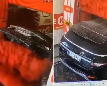 Lavagem Automática